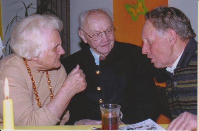 Zum 50-jährigen Gründungsjubiläum der Dorfgemeinschaft Alling im Jahr 2006