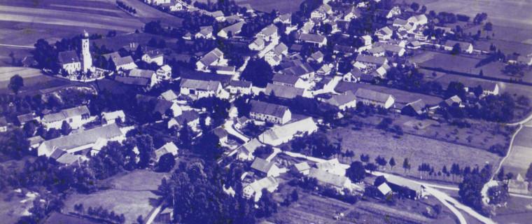 Chronik der Dorfgemeinschaft Alling